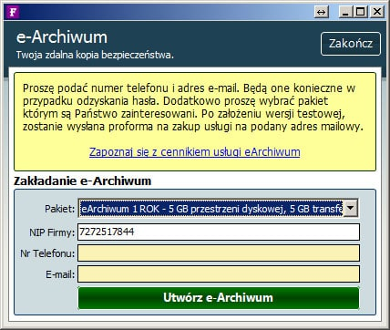 eArchiwum