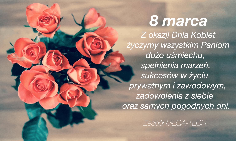 życzenie na dzień kobiet