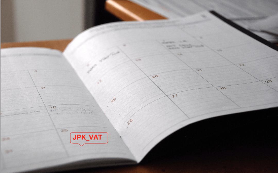 Zmiany w JPK_VAT