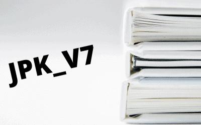 JPK V7 – ważne informacje